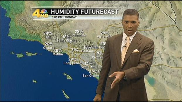 [LA] Weather Forecast: Monday, December 5, 2011