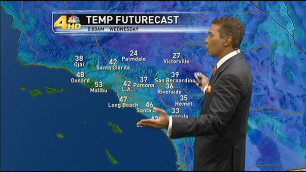 [LA] Weather Forecast: Dec. 6, 2011