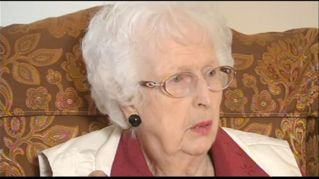 [LA] Raw Interview: Woman, 90, Describes Home Invasion