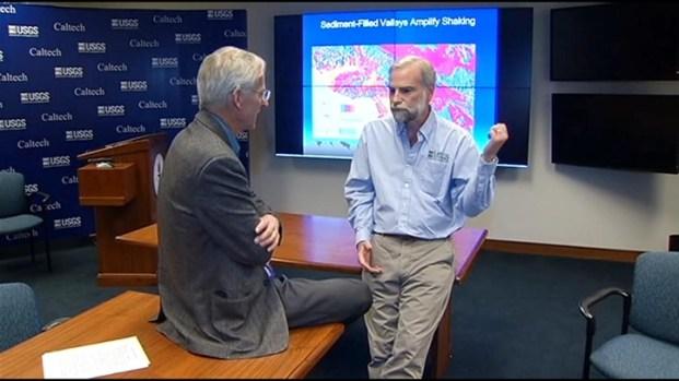 [LA] Windstorm Provides Lessons for Quake Preparedness
