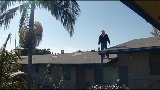 [LA] Roof Damage Plus Rain Forecast Equals Trouble