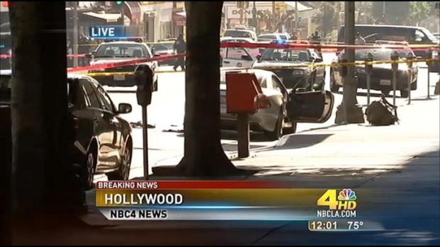 [LA] Shots Fired at Sunset, Vine