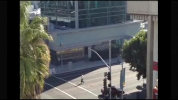 [LA] Hollywood Rampage Caught on Video