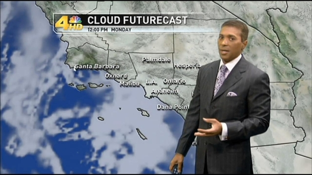 [LA] Weather Forecast: Monday, December 12, 2011