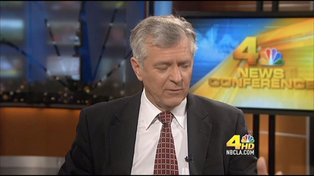 [LA] NewsConference: State Sen. Alan Lowenthal (D-Long Beach), Part 2