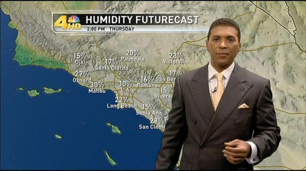 [LA] Weather Forecast: Thursday, December 22, 2011