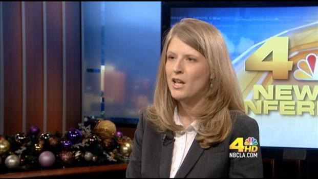 [LA] News Conference: Michelle Kinman, Environment California