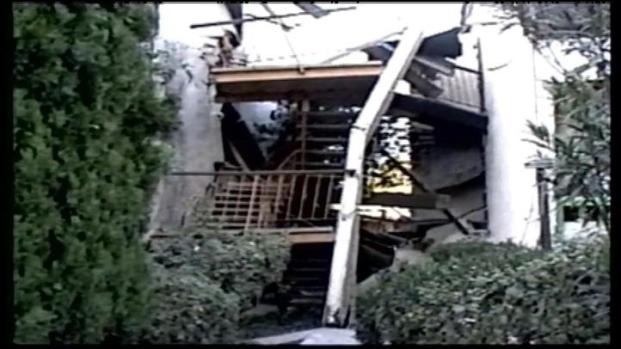 [LA] Archive Video: Damage from Northridge Earthquake
