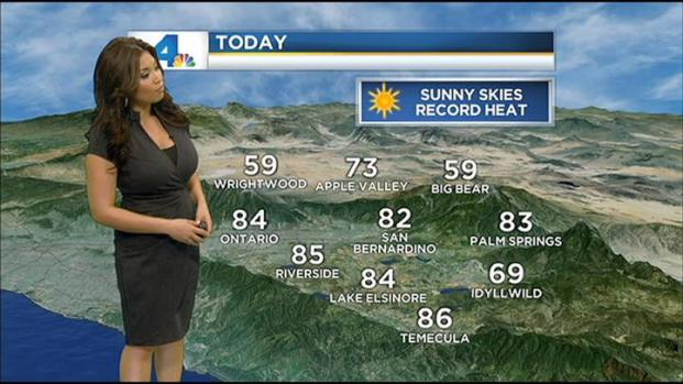 [LA] Weather Forecast: Thursday, January 26, 2012