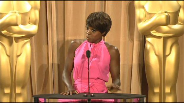 [LA] Stars Talk Shop at Oscar Luncheon