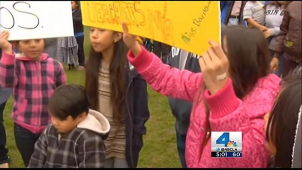 [LA] Miramonte Parents, Students Unhappy With Restaffing