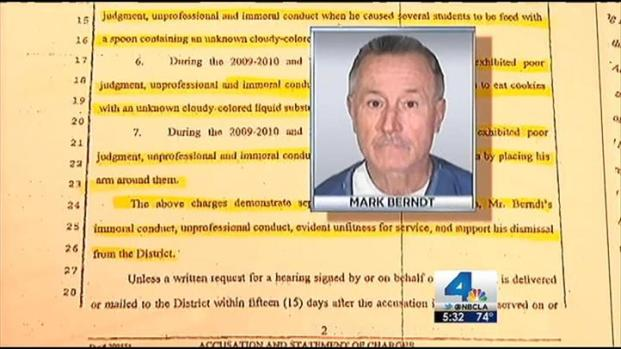 [LA] EXCLUSIVE: LAUSD Paid Miramonte Teacher to Resign