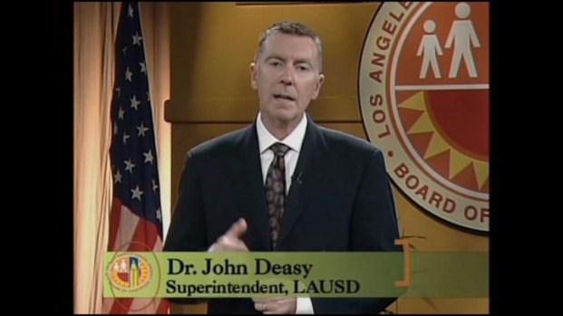 [LA] L.A. School Superindentent Under Fire over Abuse Scandal