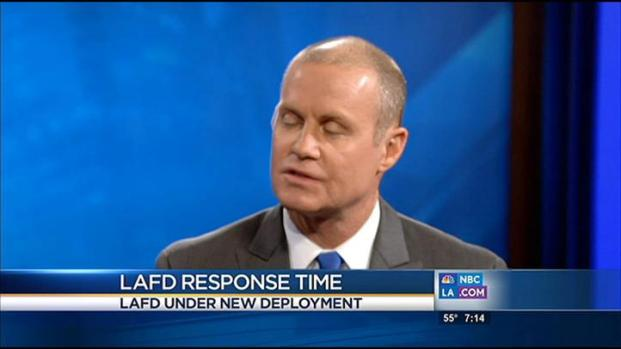 [LA] Budget Cuts Affecting Emergency Response Times, Union Says