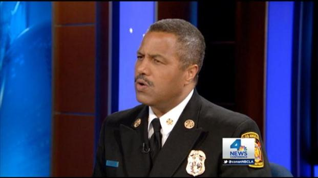 LA Fire Dept. Struggles with Response Times