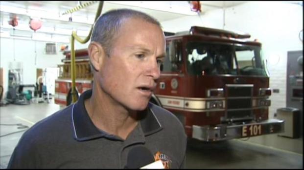 Fire Chief Gets Grilled By Commission Nbc Southern