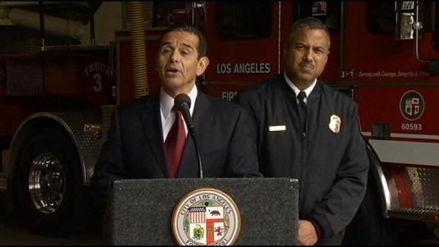 [LA] LAFD Response Concerns