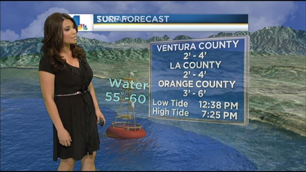 [LA] Weather Forecast: Friday, March 16, 2012