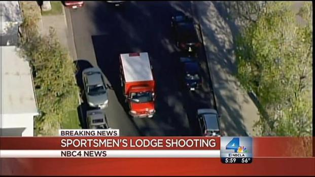 [LA] Suspect Captured in Sportsmen's Lodge Shooting