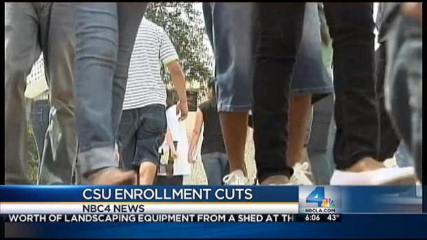 [LA] Cal State System Deals with Budget Cuts