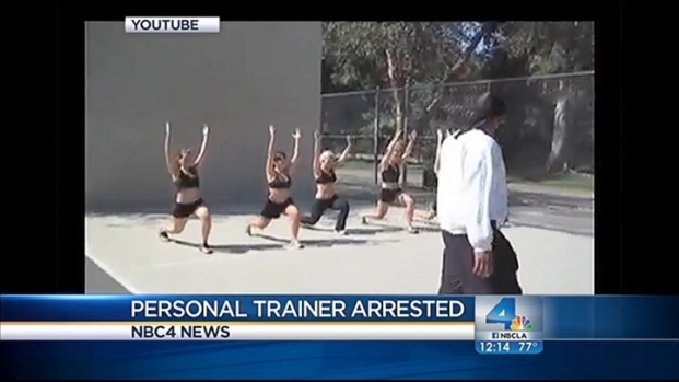"[LA] Personal Trainer Accuse of ""Extreme"" Abuse: Cops"