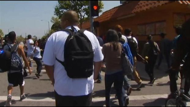 "[LA] Student: ""A Lot of People Were Upset"""