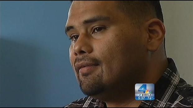 [LA] Early Released Inmate Hopes for Permanent Change