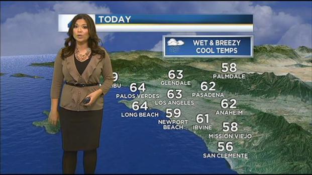 [LA] Weather Forecast: Wednesday, April 11, 2012