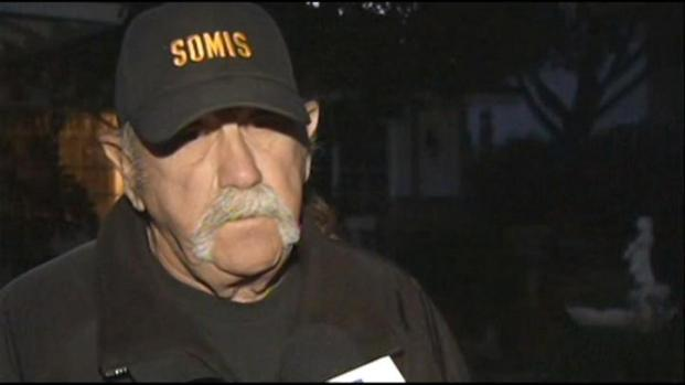 [LA] Lightning Blamed for Ventura County House Fire