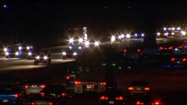 [LA] 110 Freeway Car-to-Car Shooting