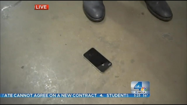 [LA] The TREND: The Smartphone Fall Test