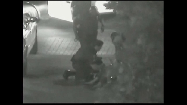 [LA] New Surveillance Video Shown in Thomas Beating Case
