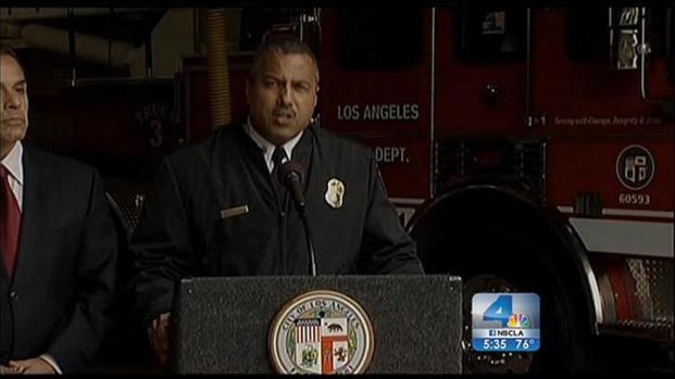 "[LA] LAFD Response Times Have ""Credibility Issue"""