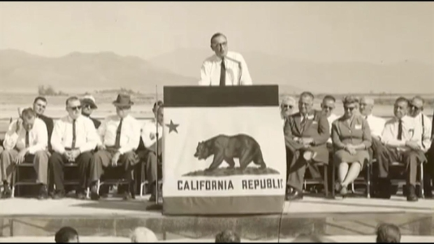 """[LA] NewsConference: Sascha Rice  """"California State of Mind, The Legacy of Pat Brown""""."""
