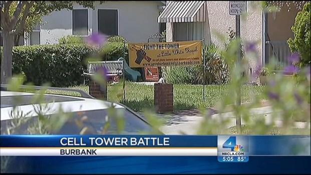 [LA] Burbank Cellphone Tower Plan Prompts Outcry