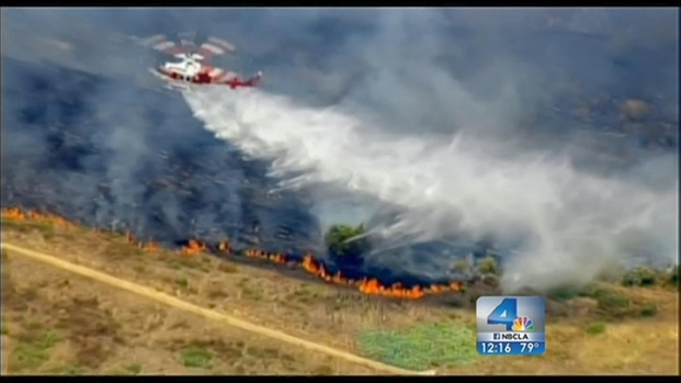 [LA] Firefighters Prep For Tough Season
