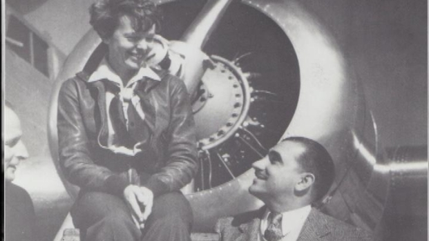 [LA] New, Never-Before-Seen Amelia Earhart Photos, Documents Unveiled