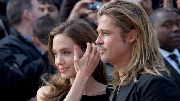 "[NATL] Brad Pitt's ""World War Z"" London Premiere"