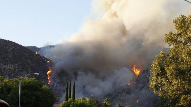 Viewer Images: Madre Fire