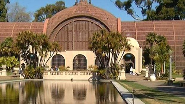 [DGO] Balboa Park Lily Pond Restored