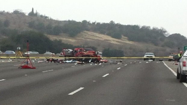 Wrong-Way Crash on Pomona Freeway Leaves Six Dead