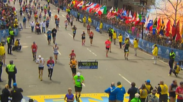 [NATL-PHI] Raw Video: Watch Boston Marathon Blasts