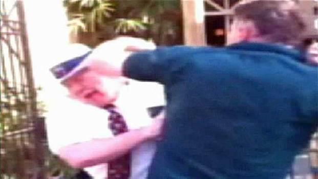 [DGO] Disney Fight Caught on Cam