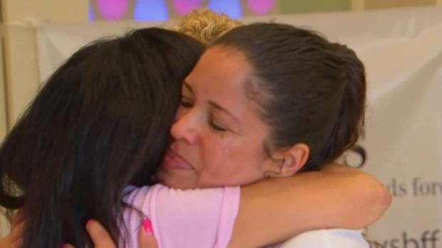 [LA] Breast Cancer Survivor Starts 'Breast Friends Forever' to Help Others