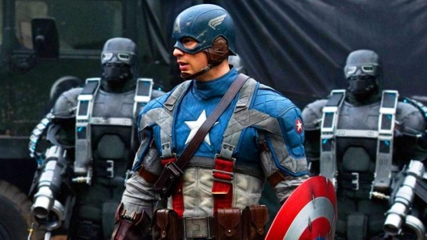 "[NATL] We Salute ""Captain America"""