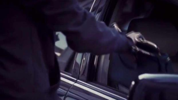 Car Burglaries Spike in Hollywood