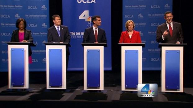 [LA] LA Mayoral Candidates Forum: LAX Runway Reconfiguration