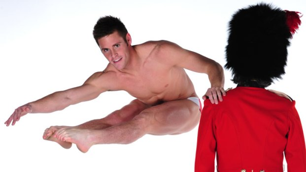U.S. Olympic Hopefuls Pose for Official Portraits