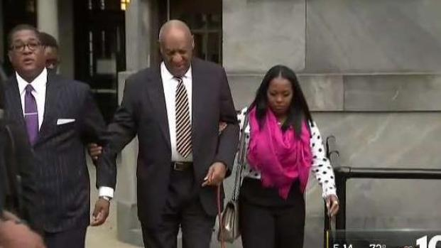 COSBY TRIAL: Accuser's mother bolsters story Cosby drugged, assaulted her