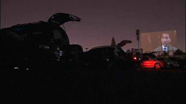 [LA] Drive-In Movie Theater Thrives in City of Industry